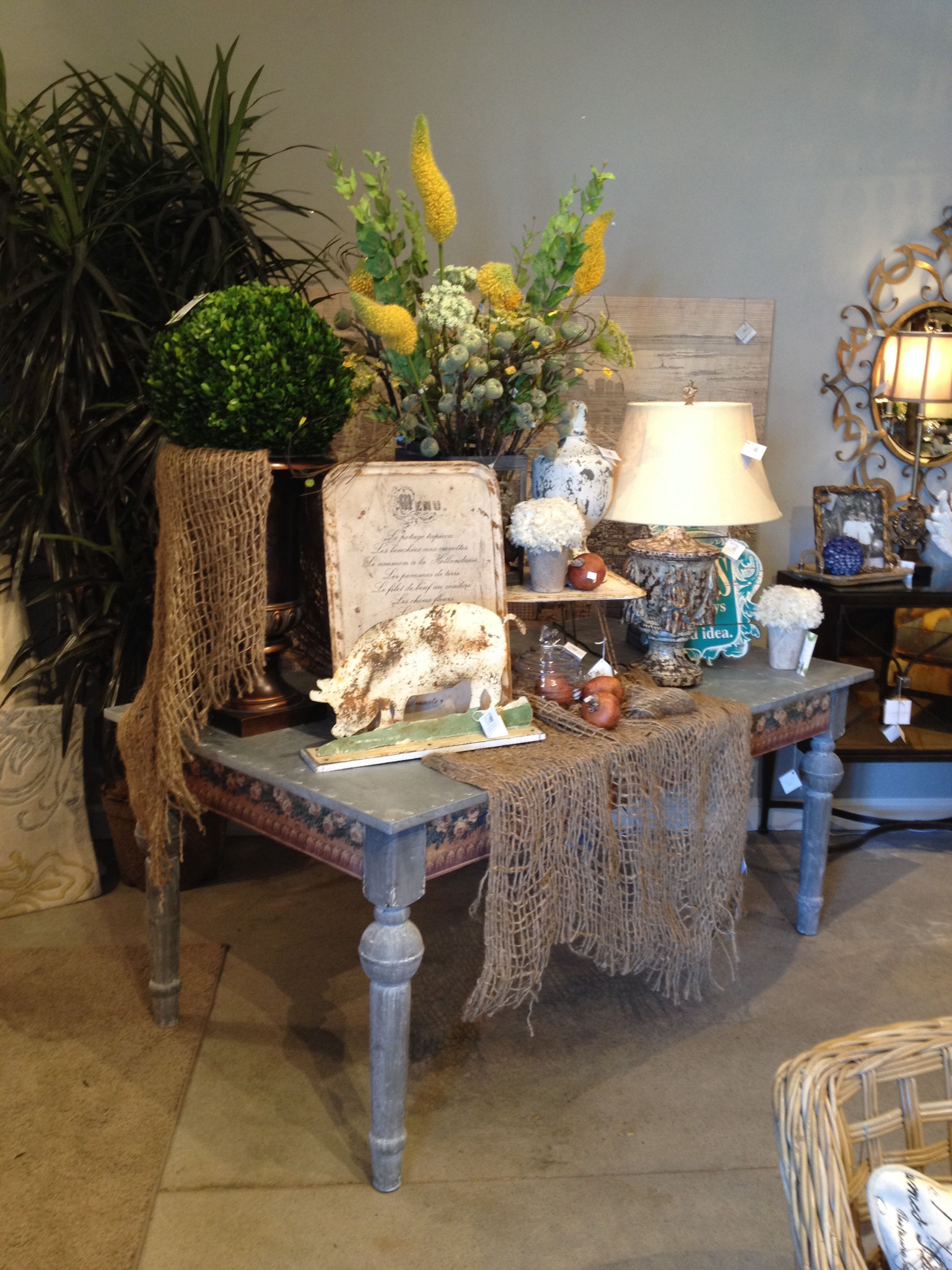Starting to put together our spring vintage farm look!- Lionheart Collection
