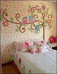 owl theme bedroom decorating ideas | Decorating ideas | Pinterest ...