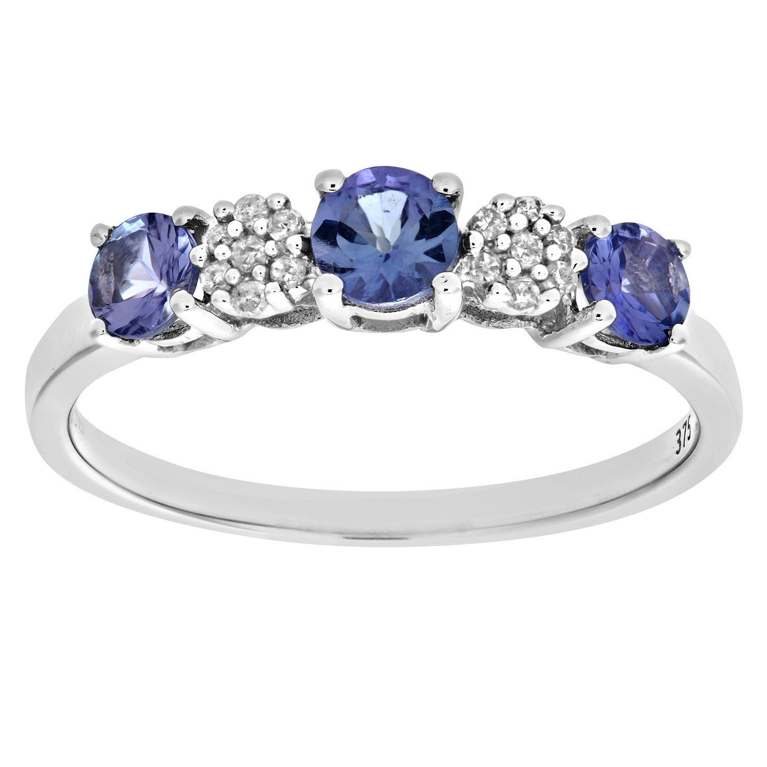 Pin by Elegant Jewelry on Rings White gold diamonds