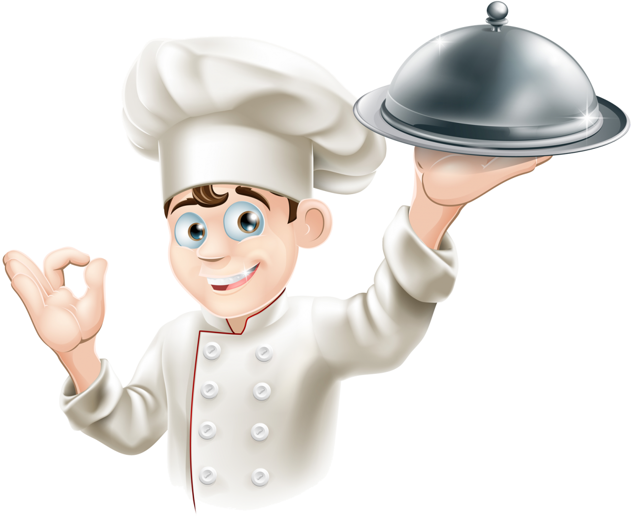 Male Chef PNG Image in 2020 Kids clipart, Chefs hat