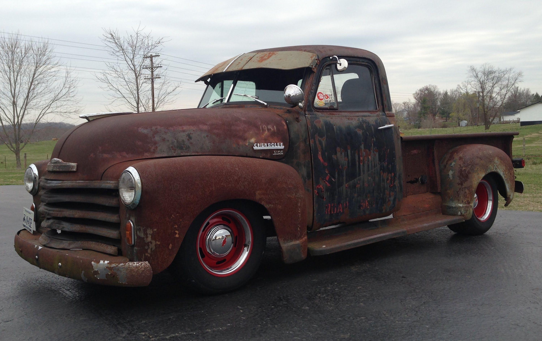 View source image | Chevy Trucks | Pinterest | Vintage classic ...