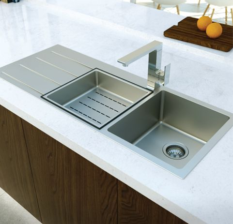 Clark Kitchen Sinks, Kitchen Taps, Kitchen Accessories and Laundry ...
