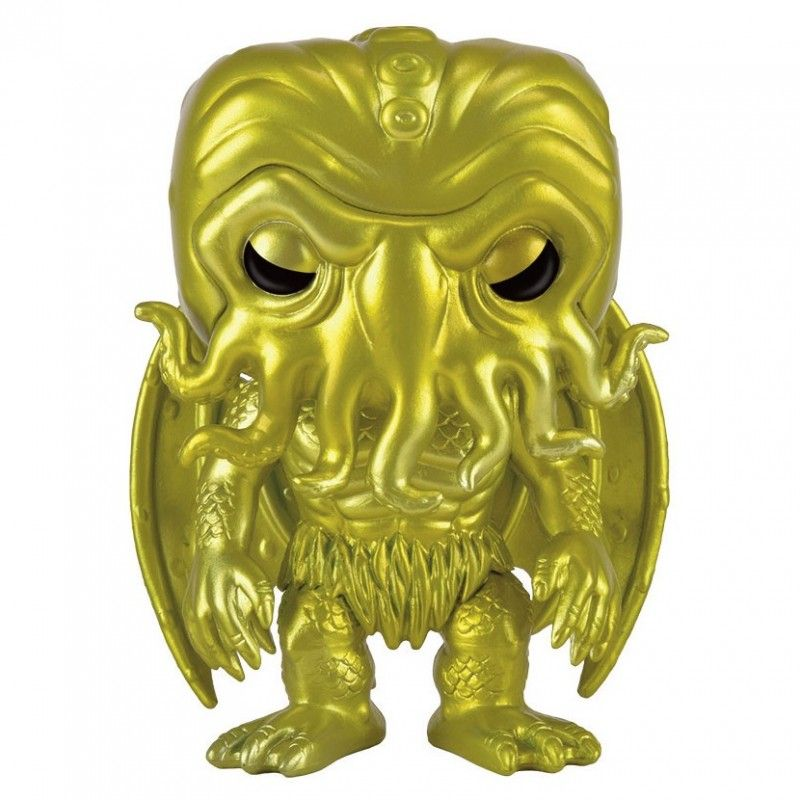 Cthulu Metallic POP! (Limited)