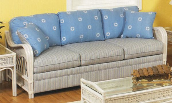 Fantastic Captiva 902Ww Whitewash Rattan Sofa And Sleeper Sofa By Andrewgaddart Wooden Chair Designs For Living Room Andrewgaddartcom