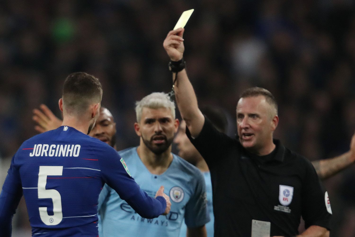 Short Football Referees Dish Out More Red And Yellow Cards Study Shows Football Soccer Sports Futbol Fifa Sport In 2020 Football Referee Yellow Cards Football