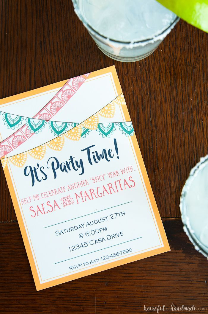 15 Free Printable Birthday Invitations You Can Print | Free ...