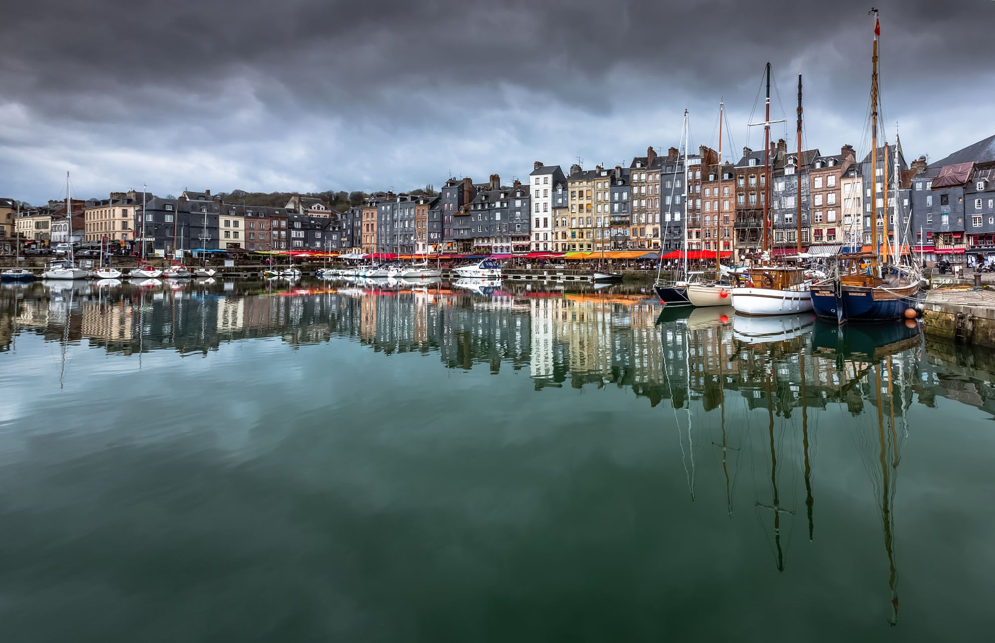 Honfleur, Normandy, France by Europe Trotter on 500px