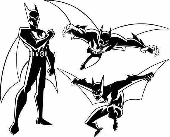 2 Popular Batman Coloring Pages Online You Should Try Gambar