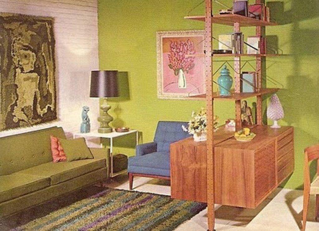 Mueble escandinavo de los a os 50 decorar tu casa es facil y a os - Mueble anos 50 ...
