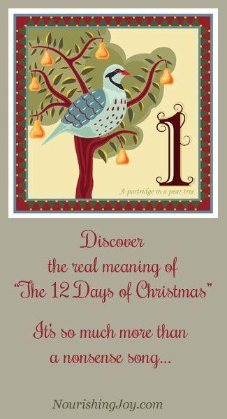 The 12 Days of Christmas   Christmas history, 12 days of christmas, Days of christmas song