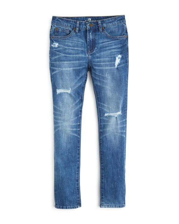 7 For All Mankind Boys Paxtyn Skinny Jean