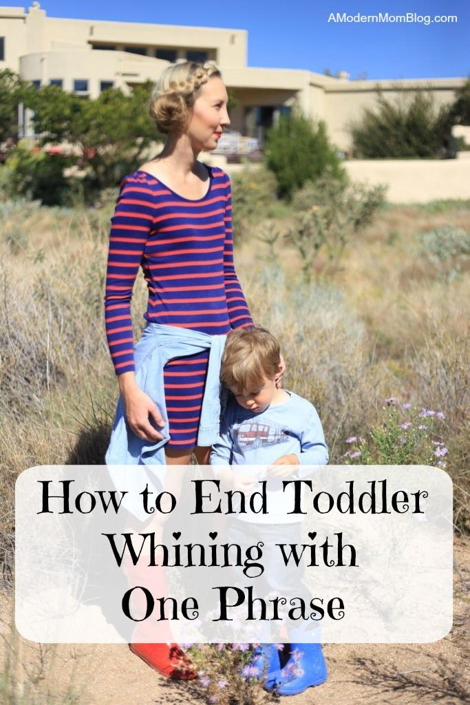 Stop Whining - How to Stop Your Kids, Babies, or Toddlers ...