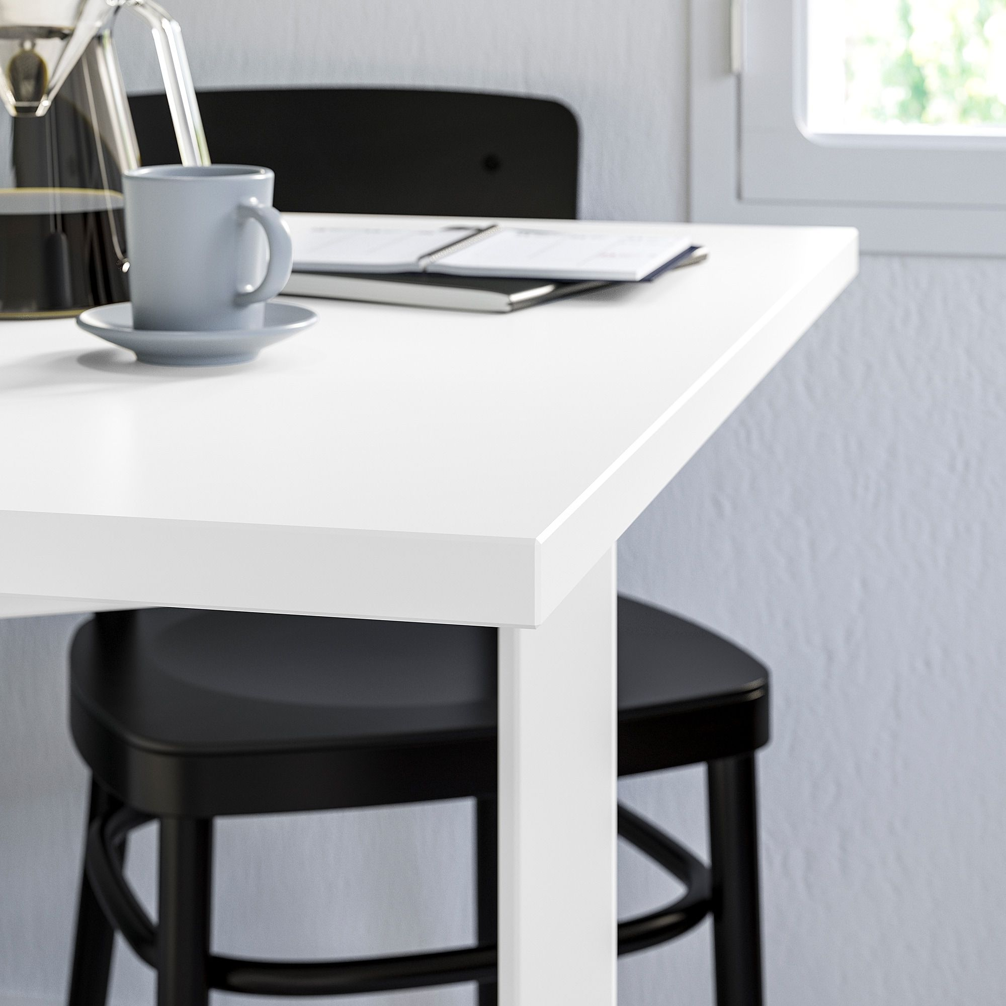 Ikea Norden White Gateleg Table Products In 2019 Norden