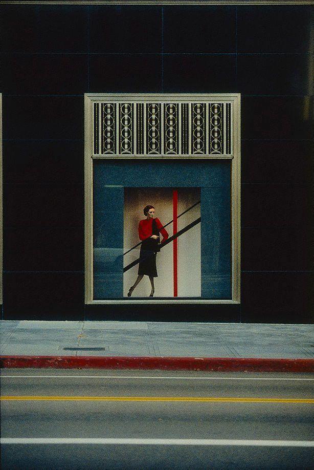 Franco Fontana, Los Angeles, 1979 (dye transfer photograph)