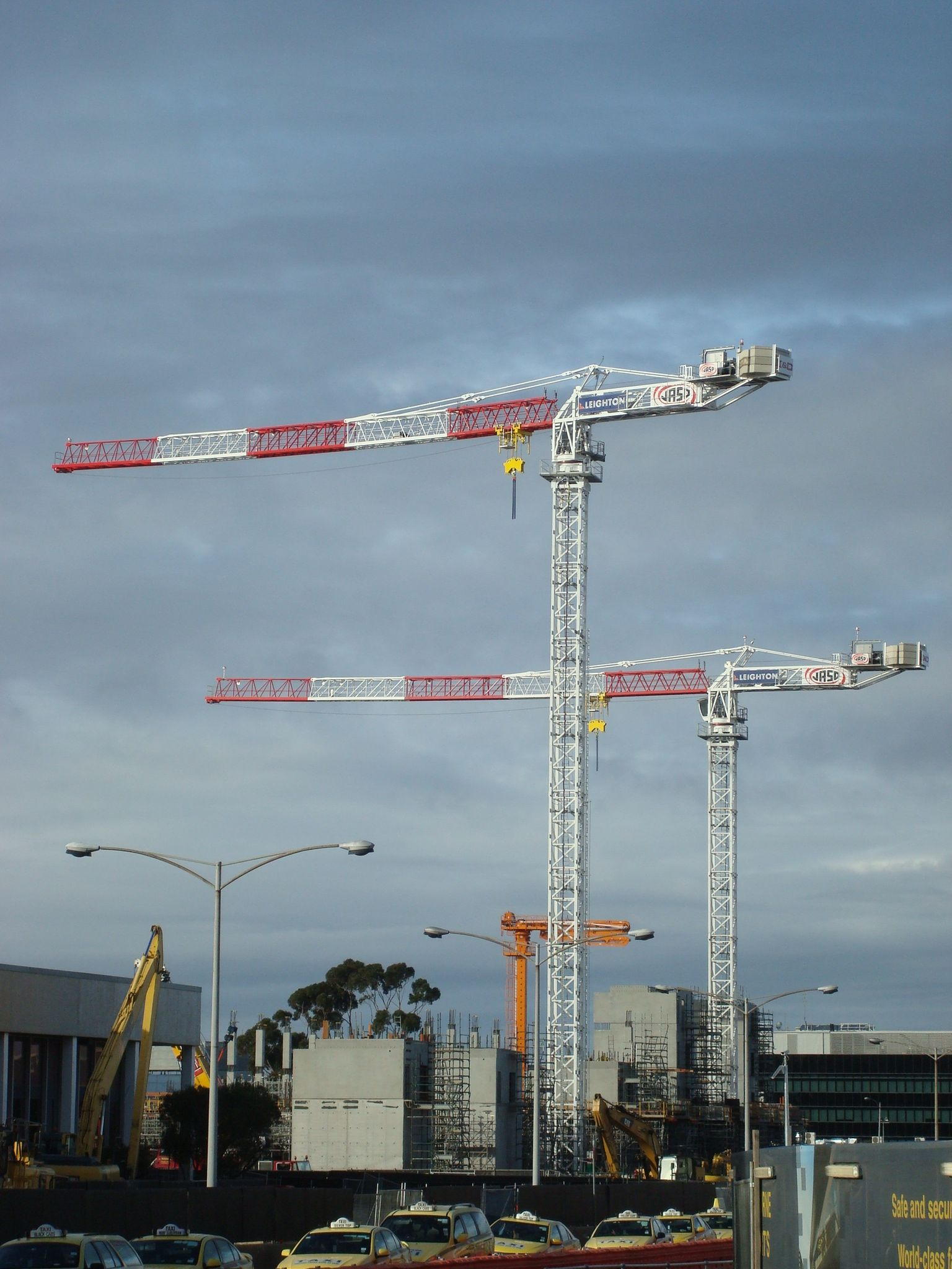 Learn to operate a tower crane and gain your high risk work licences learn to operate a tower crane and gain your high risk work licences for tower crane fandeluxe Gallery