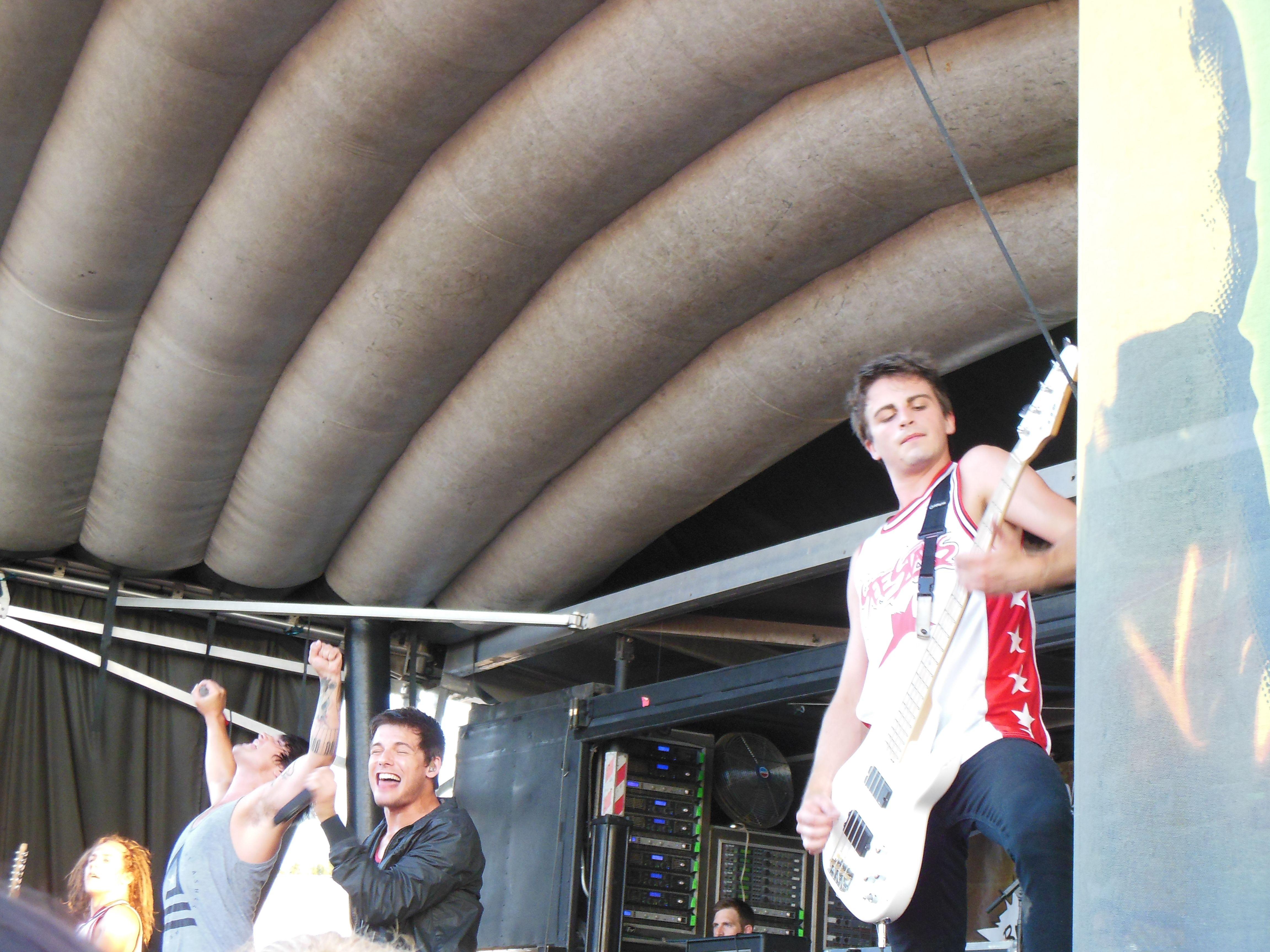 Zach Johnson, Devin Oliver, And Jeff Valentine :)