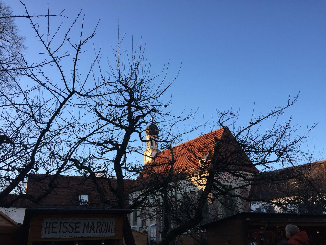 Blutenburg München Obermenzing