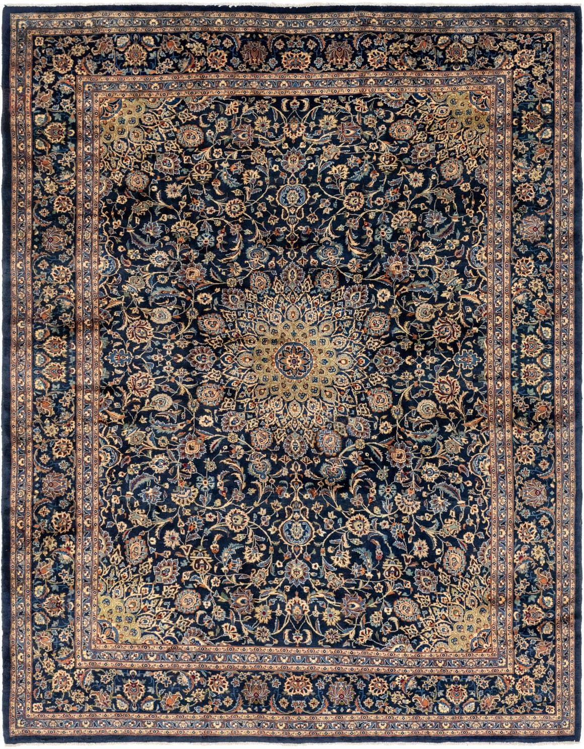 Navy Blue Kashmar Area Rug In 2020 Large Area Rugs Rugs Area Rugs
