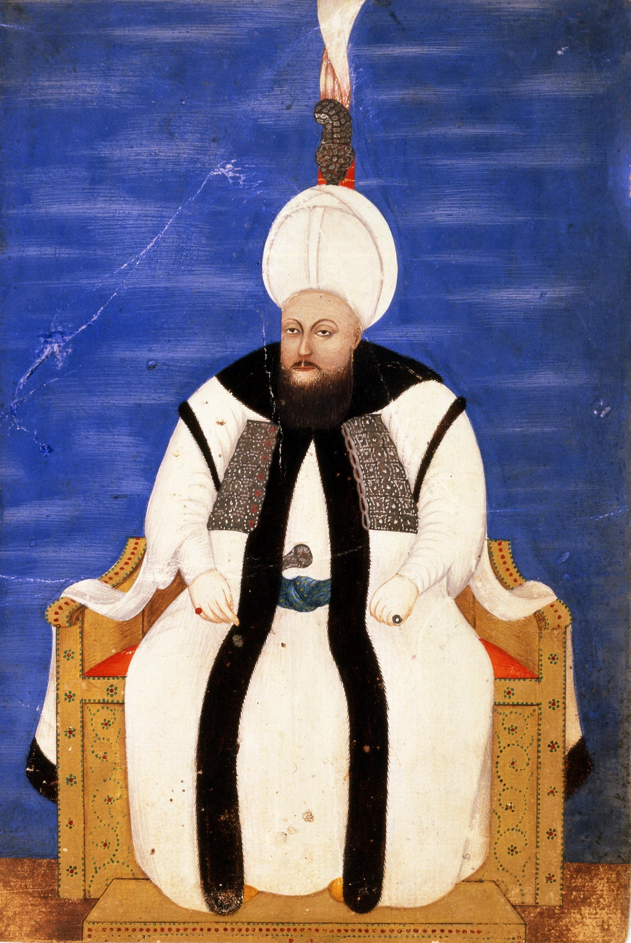 Sultan Iii Mustafa Bir Def I Hacete Bile Degmeyen Saltanat