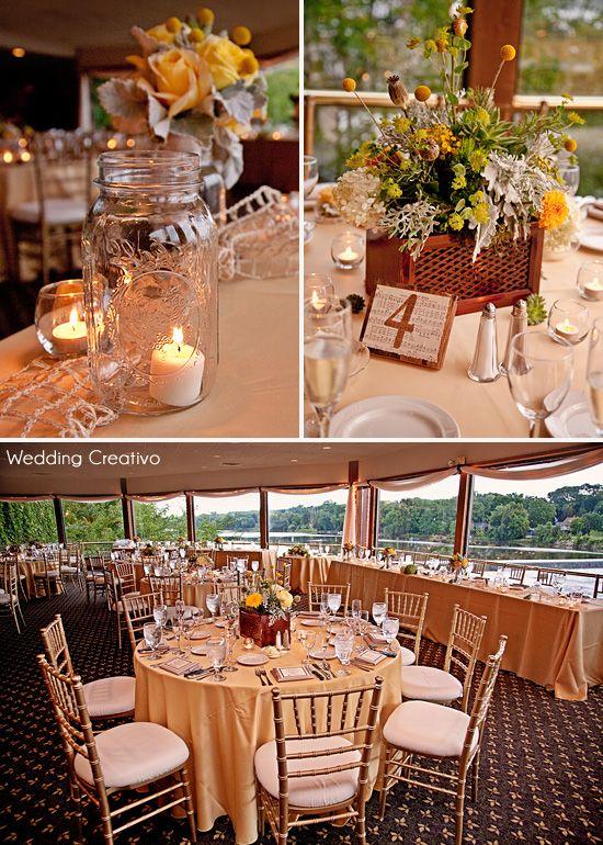 Riverside Receptions Geneva Illinois Wedding Venue Decorations Venues Rustic