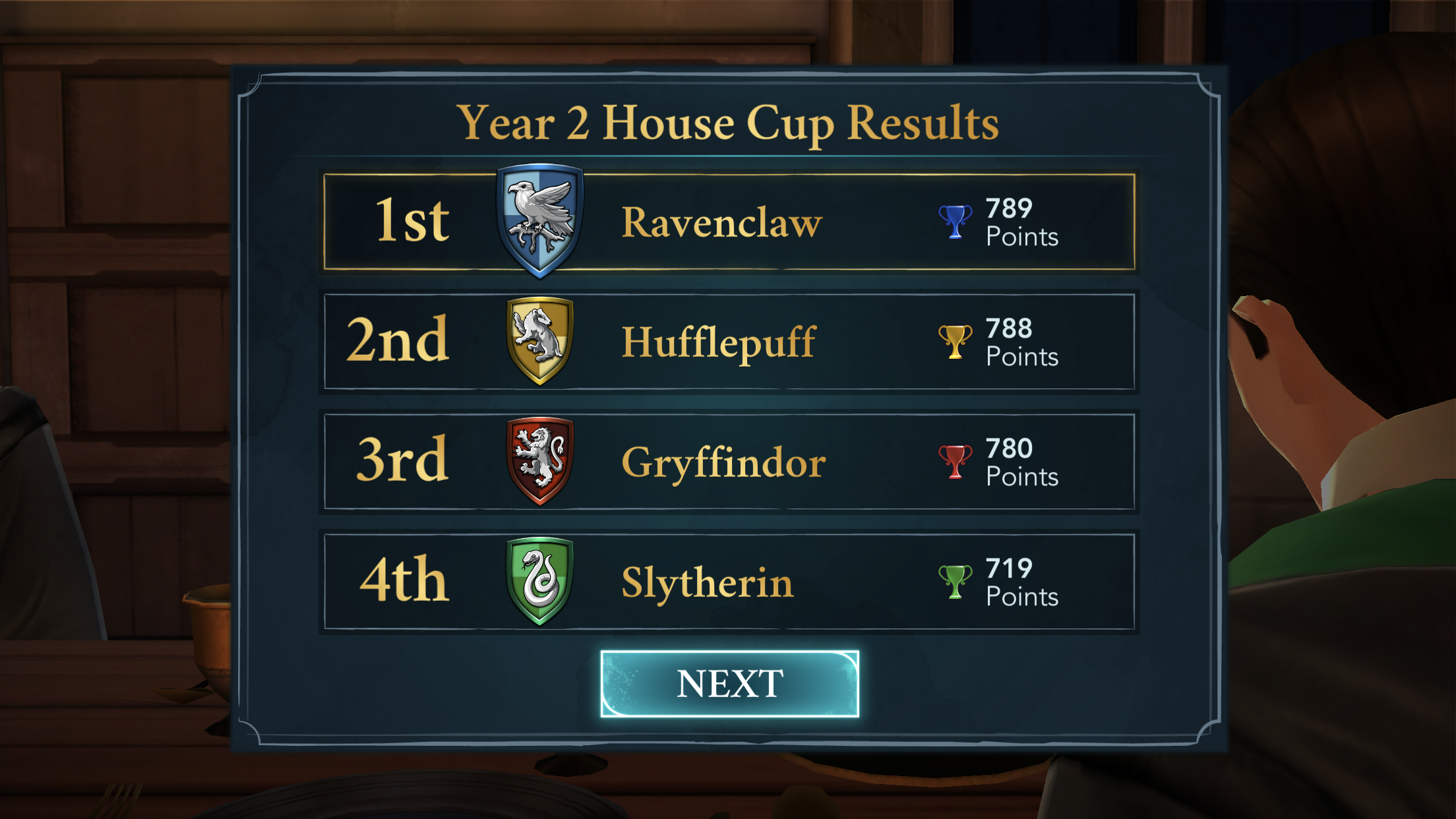 When You Though You Won The House Cup But Dumbledore Gives Points To Ravenclaw Last Minute Hogwarts Mystery Ravenclaw Slytherin