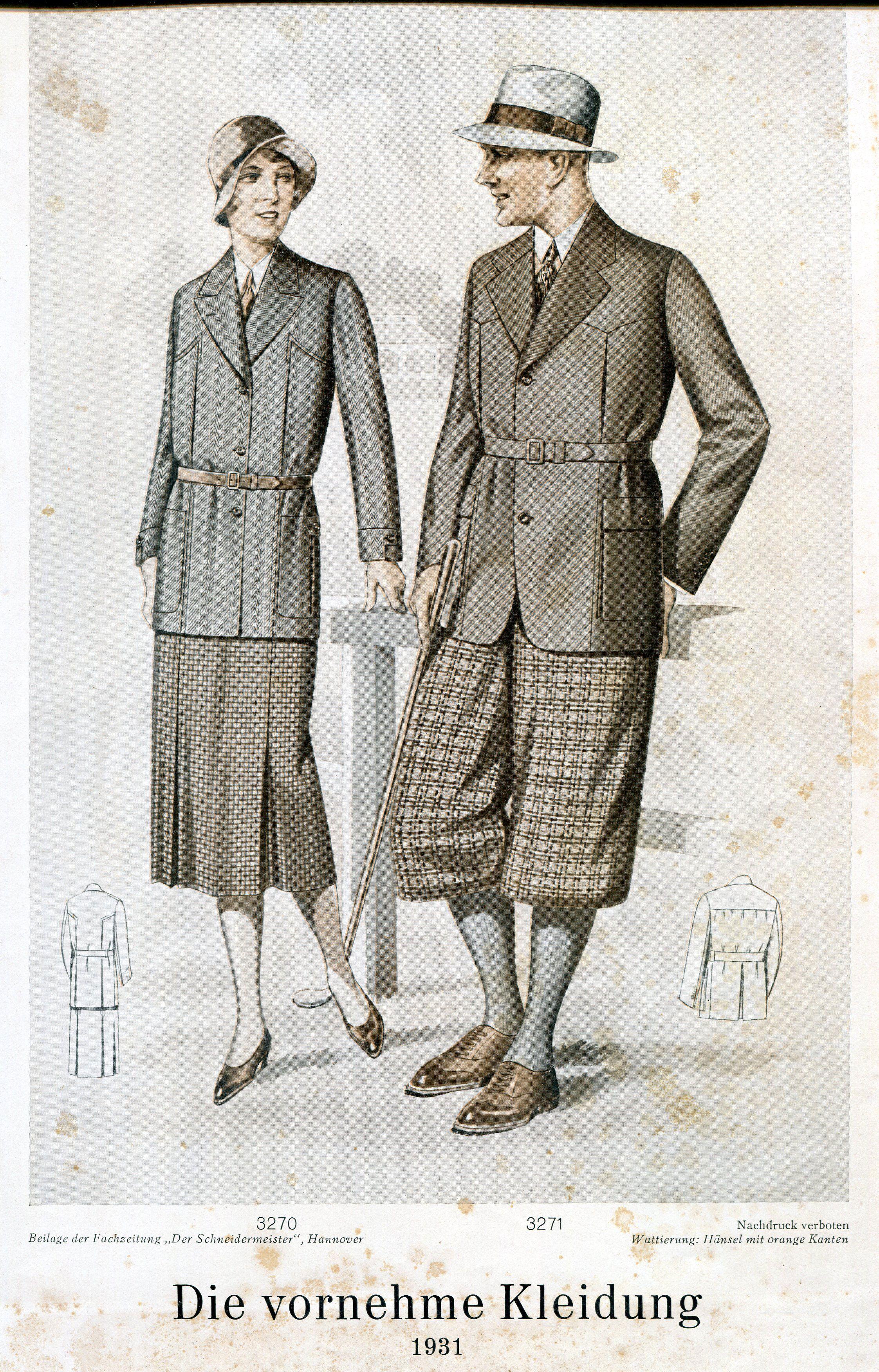 german clothing Vintage