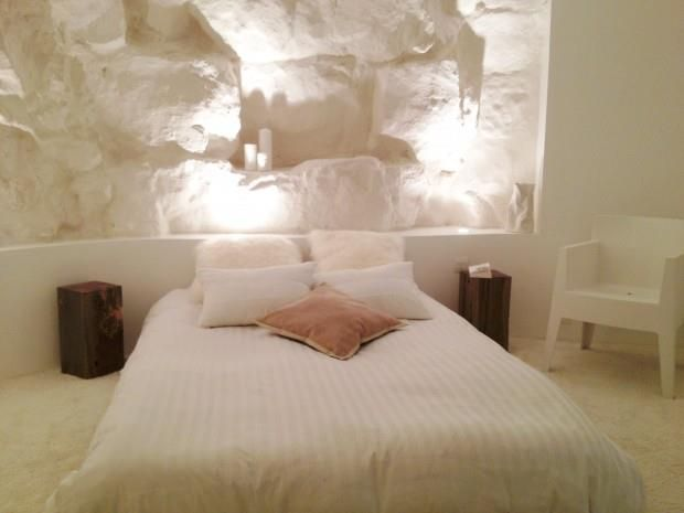 White bedroom Chambre blanche Bedroom Zoom sur les chambres