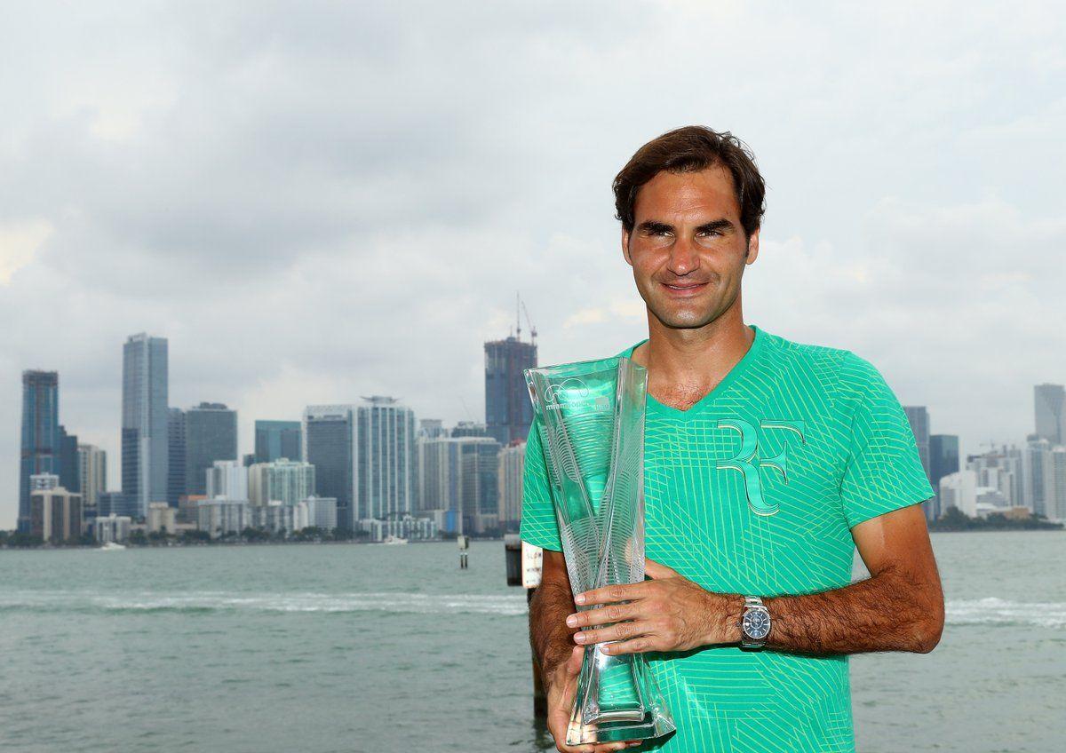 #Miami #Federer