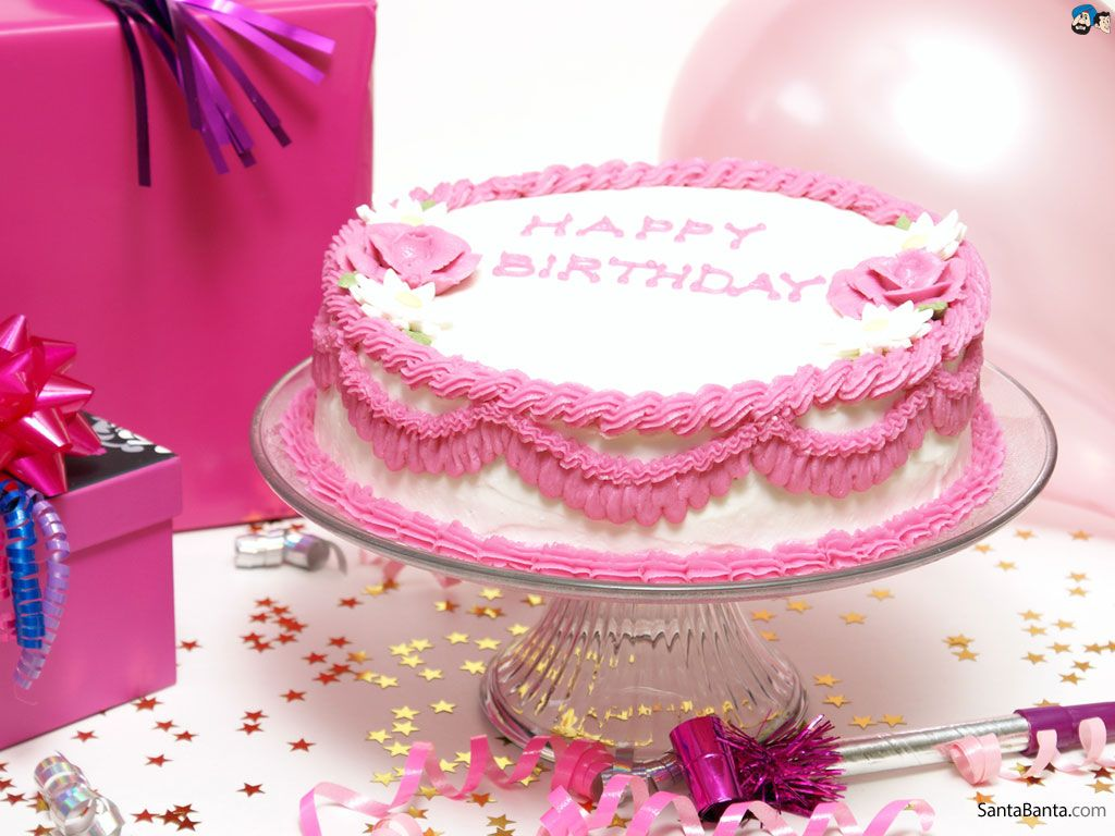 Birthday Cards Cake ~ Vector birthday cake card download free vector art stock