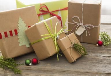 Great Green Gift Ideas