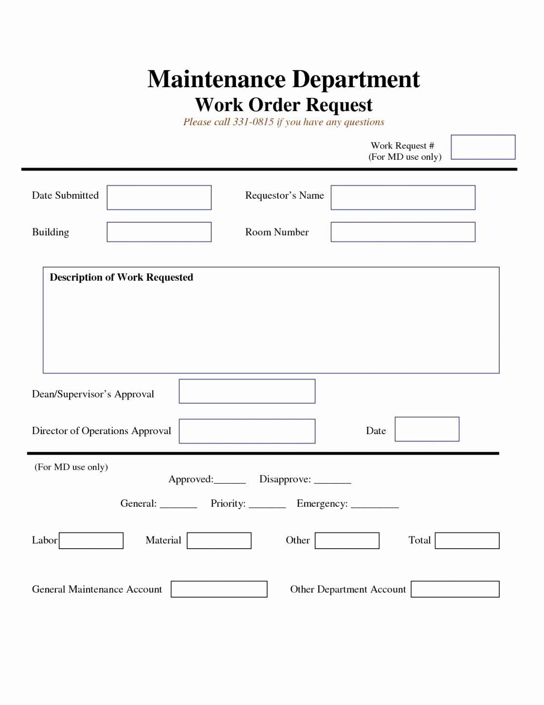 Tenant Maintenance Request Form Template Inspirational Business Form Template Amazing Tenant Repai Maintenance Jobs Business Plan Template Computer Maintenance Tenant maintenance request form template
