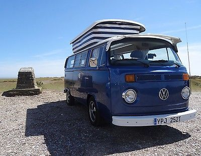 eBay: VW T2 Bay Camper 1978 - Ready for Camping - Special History - Superb