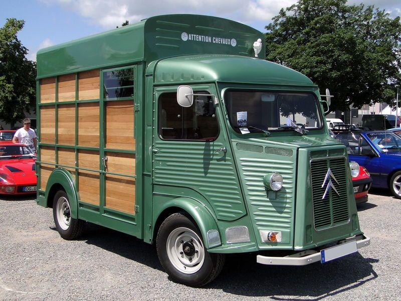 citroen type h b taill re hy pinterest voitures camionnette et camions vintage. Black Bedroom Furniture Sets. Home Design Ideas
