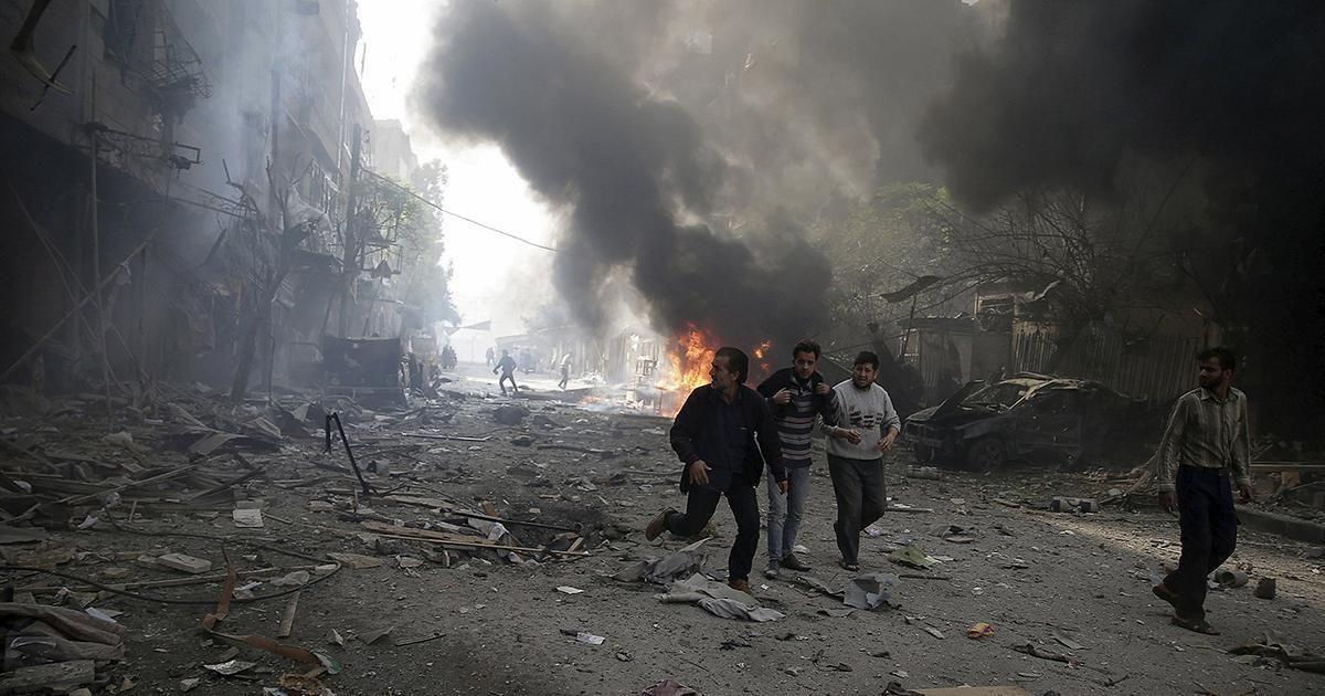 لا ضوء في نهاية النفق في ظل الضربات الروسية واستمرار المعاناة في سوريا