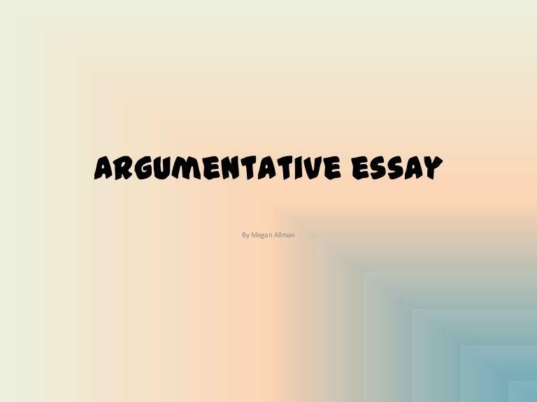 How to Write an Argumentative Essay Classroom Ideas Pinterest - argumentative essay