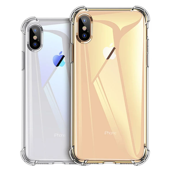 Shockproof Silicone Phone Case For Iphone X Xs Max Xr 6 6s 7 8 Plus Transparent Protection Back Cover On Iphone 11 Pro Max Case In 2020 Silicone Phone Case Iphone Cases Iphone
