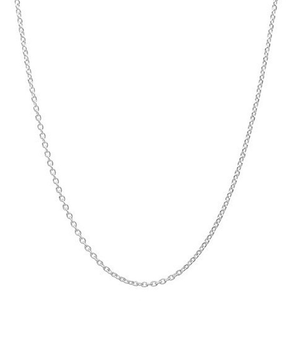 Look at this #zulilyfind! Regal Jewelry Sterling Silver Essential Rolo Chain Necklace by Regal Jewelry #zulilyfinds