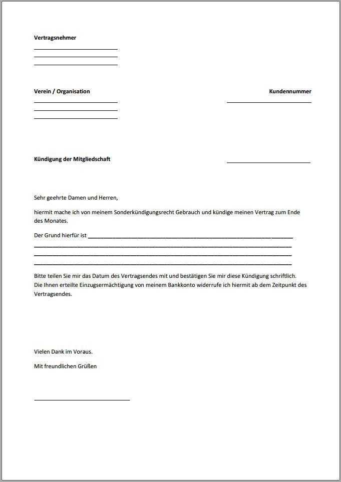abmeldung fu ballverein vorlage pdf fwptc pinterest k ndigung vorlagen und erfolgreich. Black Bedroom Furniture Sets. Home Design Ideas