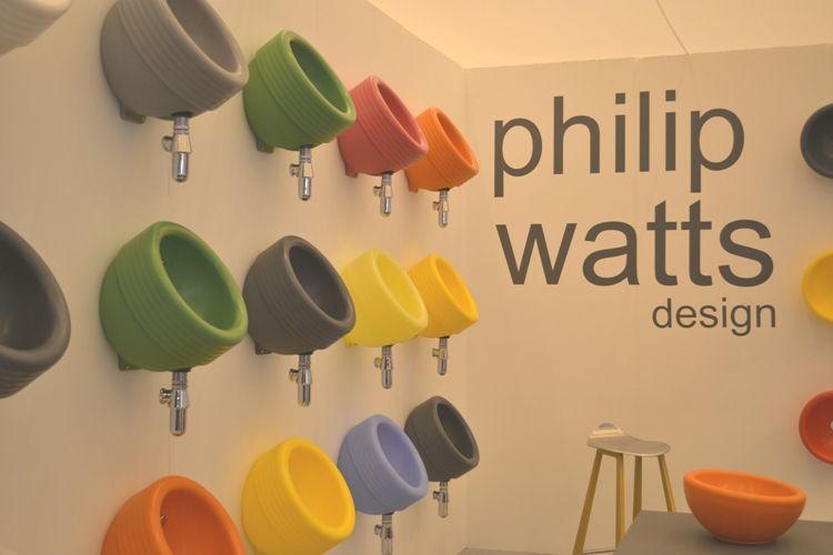 Design beurs design urinoir choses à acheter