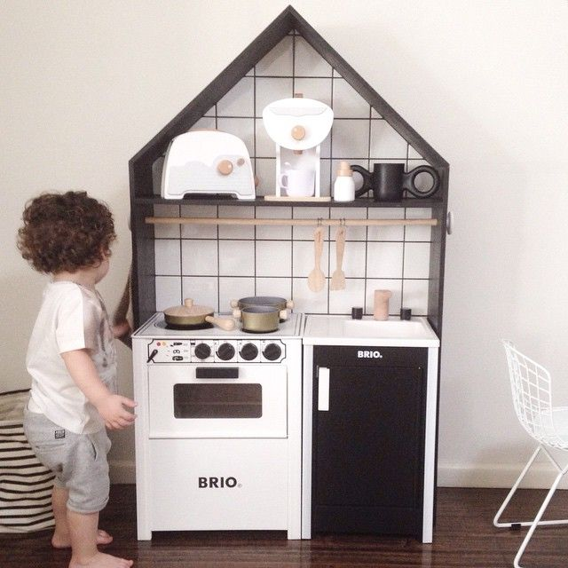 Brio play kitchen | play kitchens | Pinterest | Kitchens, Kids ...