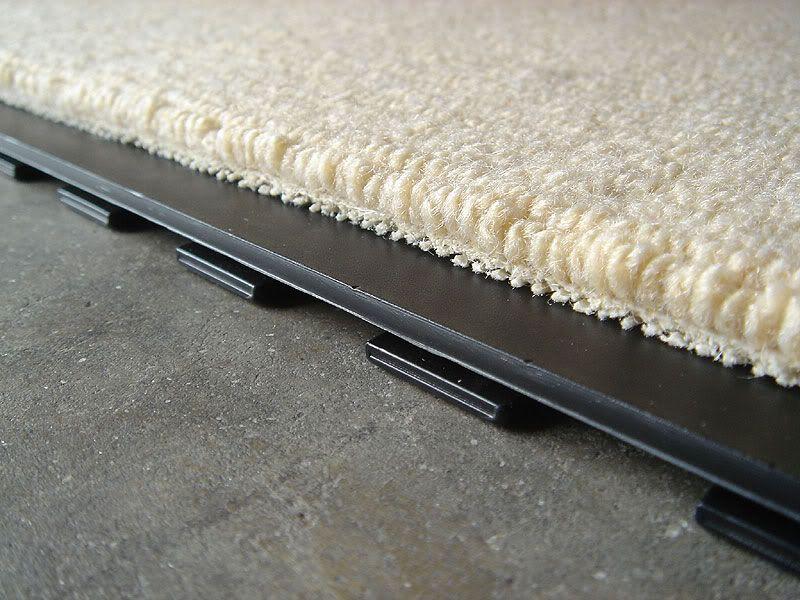 Unique Waterproof Carpet for Basement