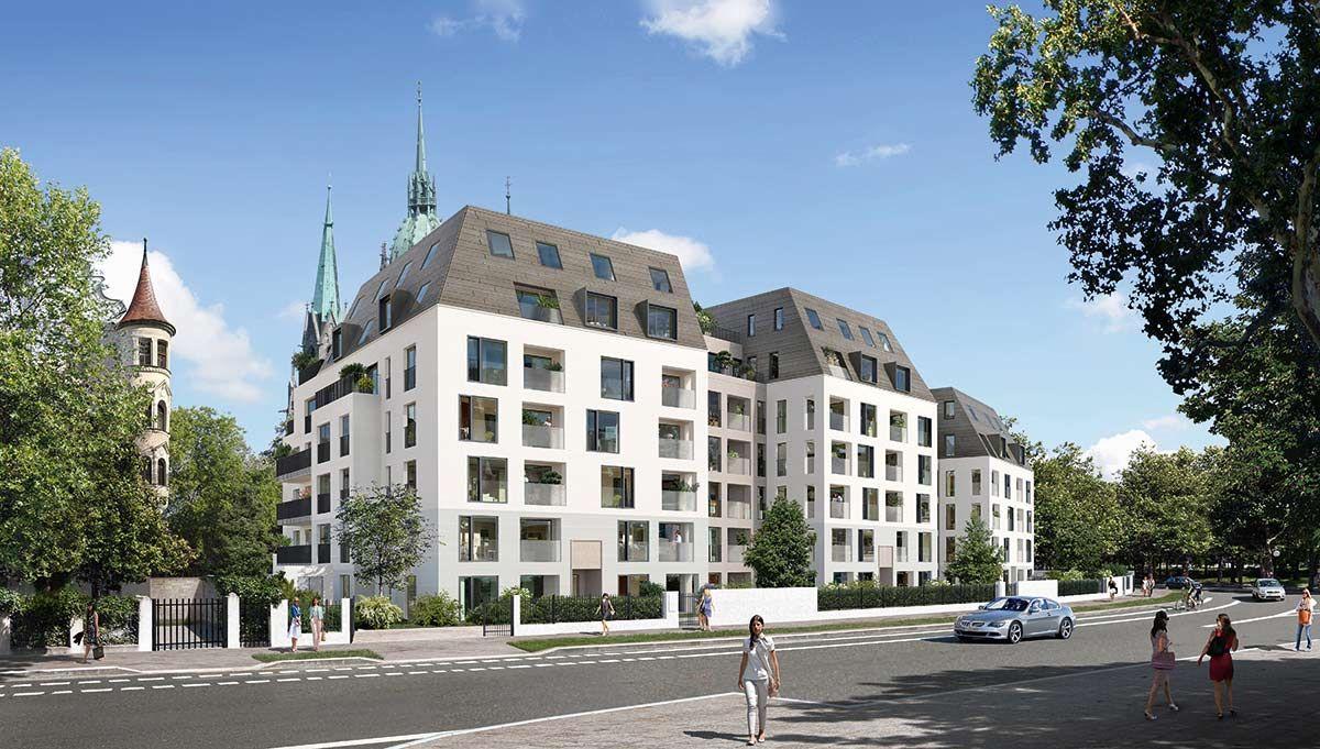 Bauen mit Wert Eigentumswohnung, Neubau und Wohnung in