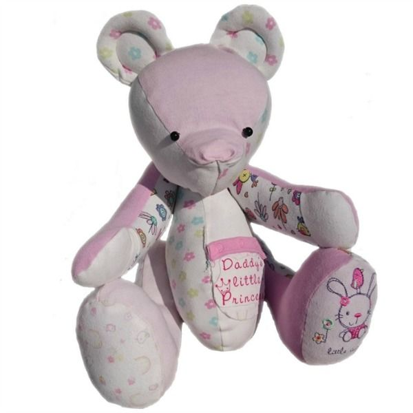 Claim £25 Gift voucher with Forever Memory Bears - creating a voucher