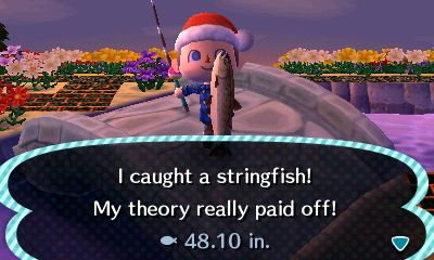 Every Fish Caught Animal Crossing Pinterest Animal Crossing