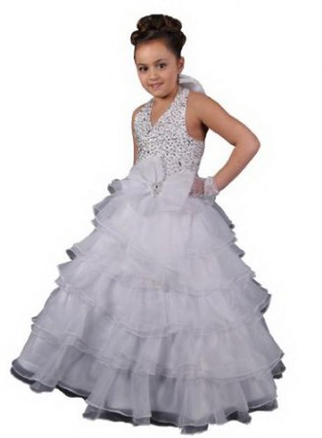 Robe fille 10 ans pour mariage | Robe fille,