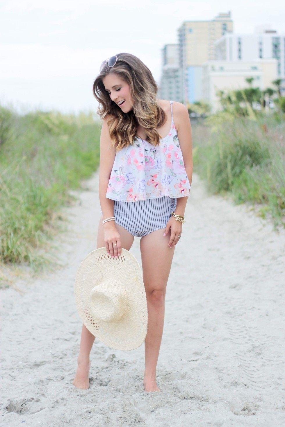 Summer isn't over yet, and today I'm sharing a swimwear brand, Kortni Jeane…