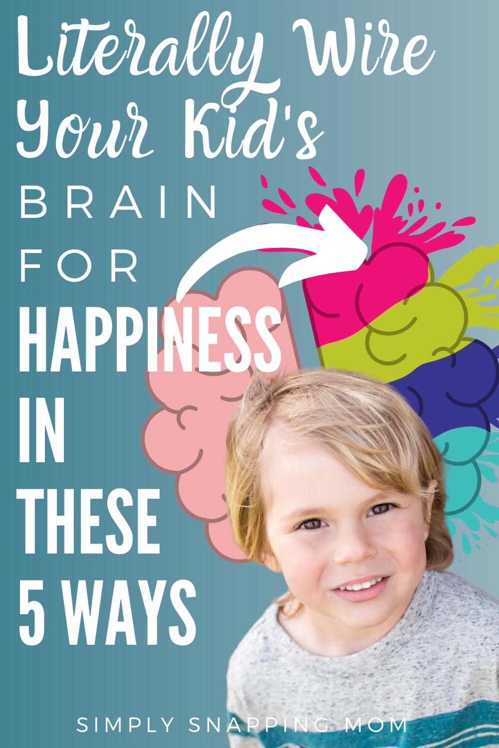 Photo of Raise happy kids with these 5 simple tips. Not only will they be emotionally sta…
