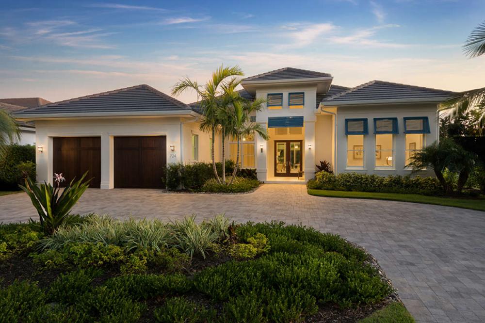 House Plan 207 00023 Coastal Plan 3 572 Square Feet 4 Bedrooms 4 5 Bathrooms In 2021 Florida House Plans Mediterranean Style House Plans Coastal House Plans