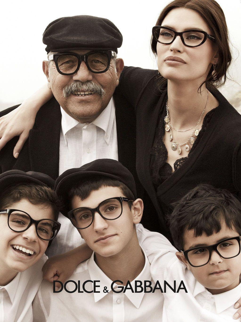 Bianca Balti for Dolce & Gabbana Eyewear by Giampaolo Sgura ...