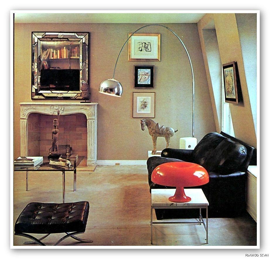70s MID CENTURY MODERN | Funky home decor, Funky living ...